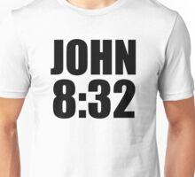 John 8:32 Unisex T-Shirt