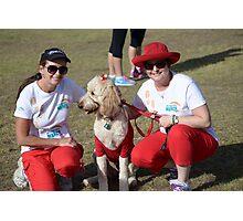 Melanoma March Brisbane 2014 #3 Photographic Print
