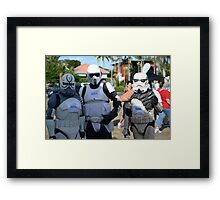 Melanoma March Brisbane 2014 #4 Framed Print