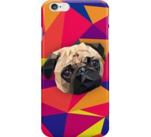 This pug loves you iPhone Case/Skin