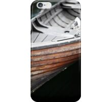 Old Wooden Boat iPhone Case/Skin