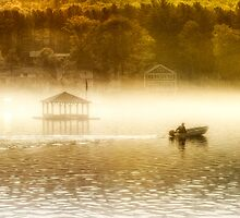 The Alton Fisherman by Bruce Taylor