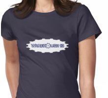 Warehouse 13 - Gear Logo Womens Fitted T-Shirt