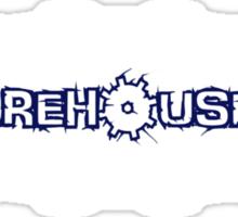 Warehouse 13 - Gear Logo Sticker