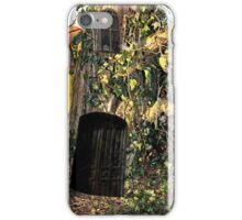 Surreal treehouse iPhone Case/Skin
