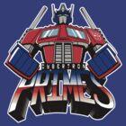 Cybertron Primes by tweedler92
