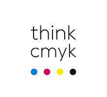 Think CMYK II by ak4e