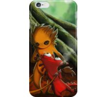 Toddle and Barf iPhone Case/Skin