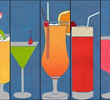 Fruit Drinks by Janet Carlson