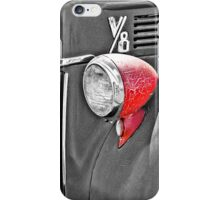 1944 Ford Pickup - Headlight - SC iPhone Case/Skin