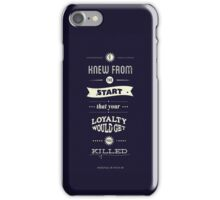 Angelfall iPhone Case/Skin