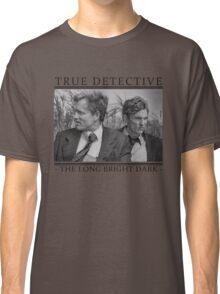 True Detective - 'The Long Bright Dark' Classic T-Shirt