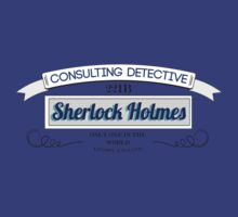 Consulting Detective by cooliounicorn