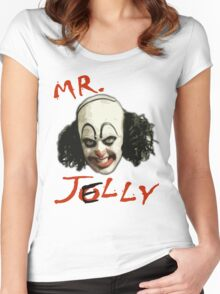 Mr Jelly Women's Fitted Scoop T-Shirt