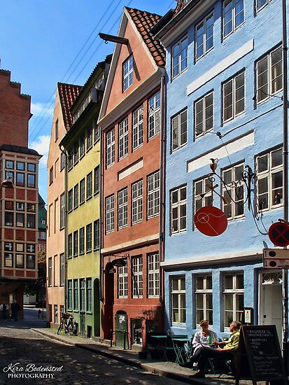 Magstræde by © Kira Bodensted