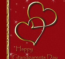 Grandparents Day Grandpa by jkartlife