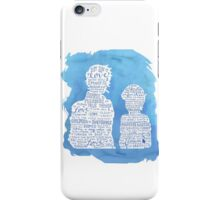 The Fault in Our Stars- Quotes iPhone Case/Skin