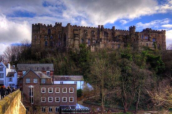 Durham Castle by Tom Gomez