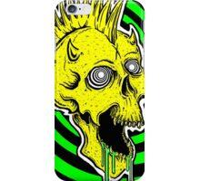 Best Medicine-Psychedelic Skull iPhone Case/Skin