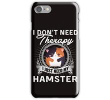 HAMSTER iPhone Case/Skin