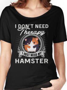 HAMSTER Women's Relaxed Fit T-Shirt