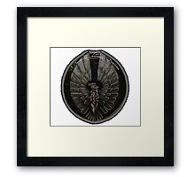 I Serve the Aldmeri Dominion Framed Print