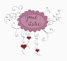 Great sister Kids Clothes