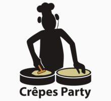 Crepes party T-Shirt