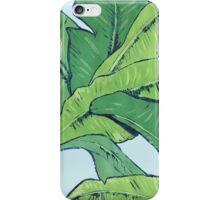 Banana Leaves iPhone Case/Skin