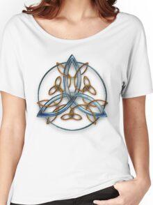 Celtic Triquetra Women's Relaxed Fit T-Shirt