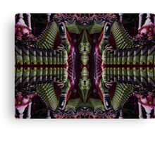 Kaleidocator: A Kaleidoscope of Mathematics Canvas Print