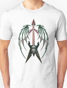Heavy Metal Guitar  T-Shirt