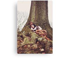 Dark Fairy Tale Canvas Print