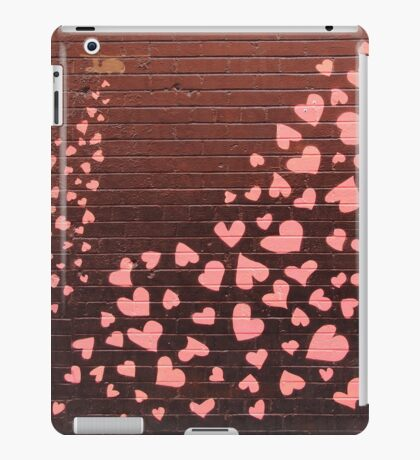 NYC Love You Graffiti Street Art iPad Case/Skin