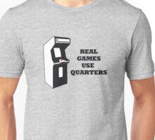 Arcade Quarters Unisex T-Shirt