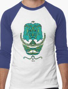 RAW LION TOTEM TEE Men's Baseball ¾ T-Shirt