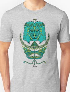 RAW LION TOTEM TEE T-Shirt