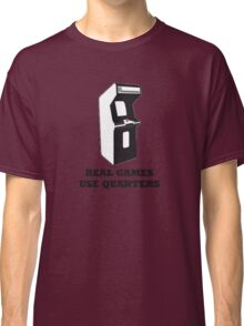 Arcade Quarters 2 Classic T-Shirt