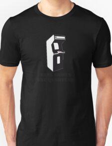 Arcade Quarters 2 Unisex T-Shirt