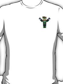 Green Lantern Minecraft T-Shirt