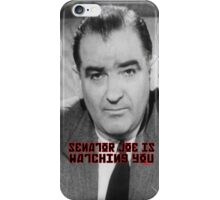 Senator Joe Is Watching You iPhone Case/Skin
