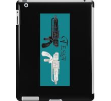 Warehouse 13 - Tesla iPad Case/Skin
