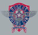 Rogers Boxing Gym 2 on Steel by popnerd