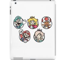 Super Mario World iPad Case/Skin