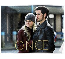 Snowfall in Storybrooke Poster