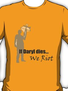 The Walking Dead - Daryl Dixon T-Shirt
