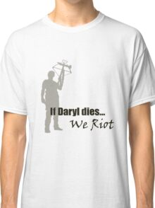 The Walking Dead - Daryl Dixon Classic T-Shirt