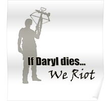 The Walking Dead - Daryl Dixon Poster