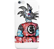 DBZ doodle  iPhone Case/Skin