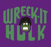 Wreck-it Hulk! by rmdwitanra